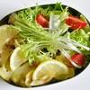サラダのhalf&half弁当