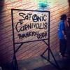 「SATANIC CARNIVAL 2018 」(の2日目)に行ってきた。