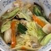 中華丼(ぎょうざの満洲/つつじヶ丘)