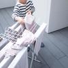 リビングに洗濯物の山を作らない!やめると洗濯家事が楽になる4つのこととは?〜片づけ収納ドットコム掲載〜