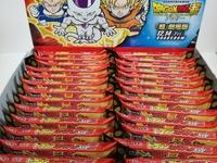 ドラゴンボールマンチョコが神。神のようなコラボにビックリマン世代は箱買いするしかないんじゃないかなと思う。