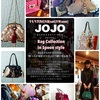 11/17.18.19『JOJO bag Collection in Spoon style』