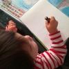 1歳7ヶ月、息子顔のパーツを言えるようになる。