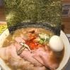 煮干しらーめん/田町/すごい煮干しラーメン凪/港区