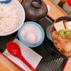 【松屋】牛鍋膳を食べてみた♪