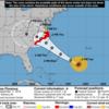 大型のハリケーン『フローレンス』が13日にも米東海岸に上陸する見通し!11日現在でカテゴリー4・最大風速は120ノットだが、カテゴリー5になる可能性も!ノースカロライナ州などでは非常事態宣言を発令して沿岸地域を中心に100万人以上に避難命令!!
