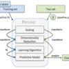 機械学習のお勉強(モデルの評価とパラメータのチューニング)