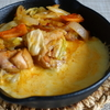 43冊目『おうちで美味しい韓国ごはん』から6回めはチーズタッカルビ