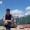 2021年7月21日 ロング走の代わりに常念岳日帰りスピードハイク 一ノ沢から往復