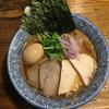 麺や金座で焼き鰆の中華そば(人形町)