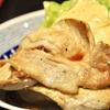 豊洲の「米花」でタラ豆腐、豚焼き。