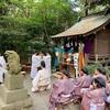 祖霊社例祭が執り行われました。