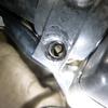 F9 クラッチレバーホルダ固定部の修理