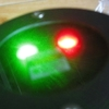 Hallomail 光センサーレーザーソーラーライト イルミネーションライト 投射灯 USB&ソーラー充電でき 2つ点灯モード 赤と緑のレーザープロジェクターランプ ステージ照明 r100