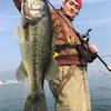 早春の琵琶湖
