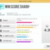 『WIN SCORE SHARE』でエクスペリエンスインデックスを計測する方法!【pc、無料、ソフト】