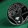 ジェイムズ・ジョイスの記念コイン