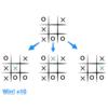 三目並べの全ての状態数とその遷移関係を数え上げるアルゴリズム