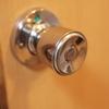 トイレの鍵が壊れて5年経ったがまだ直せない
