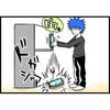 【検証?】新型iPadProは冷蔵庫にくっつく説。内蔵磁石がなんだかすごいらしい。