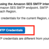 Amazon SESとpostfixの連携