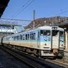 引退が始まる「しなの鉄道の115系」を追う