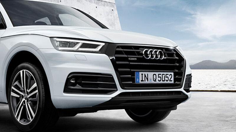 アウディQ5に抜群の燃費性能と環境性能を誇るクリーンターボディーゼルモデルを追加