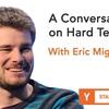 ハードテックスタートアップに関する会話 (Startup School 2018 #22, Eric Migicovsky)