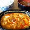 今日の食べ物 麻婆豆腐