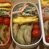 餃子弁当と「はっぴいえんど」。