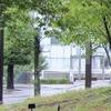 秋黴雨シュプレヒコール響く街