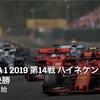 【ネタバレアリ】F1 2019 ハイネケン・イタリアGP決勝を観た話。