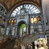 キムタクの娘kokiのCMで写っていたベルギーアントワープ駅に行ったときの話