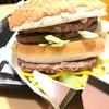 【マクドナルド】ビッグマックとマウントレーニア