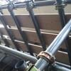 diyで屋根修理の準備と28日の爆音