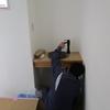 新築戸建て注文住宅の施工(水回り設備の作業)