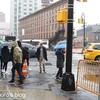【海外生活・日常】検証!「ニューヨーカーは雨の日も傘を差さない」は本当なのか?〜14丁目ミート・パッキング編〜