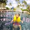 【子連れハワイの楽しみ方】2016 旅行記8日目 〜長男と夜のワイキキ散歩