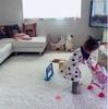 ビバ!階段(3歳4ヶ月)