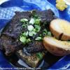 #RX100 を旅行に持っていく。盛岡の #木伏緑地 #モツレ さんでお昼ごはんを食べた記憶