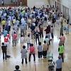 神原町シニアクラブ(180)    第55回シニアクラブ浜松市輪投げ大会への参加