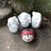 広島県 尾道 「猫の細道」散策、たくさんの「福石猫」と 猫アート、出会えた本物の猫さんは美形でした