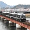 """【JR九州】787系 BM363 """"36ぷらす3"""" 宮崎ゆき(9010M) ◆1号車先頭"""