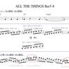 最も便利なスケールと実践的なジャズアドリブ練習方法2