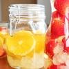 簡単!自家製フルーツビネガーの作り方♪ドリンク・料理へのアレンジレシピも