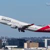冬のシドニー空港で飛行機撮影②