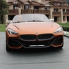 BMW Z4 Concept ぺブルビーチで公開