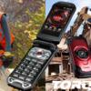 TORQUE X01に機種変更。