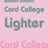 Roberto Giobbi『Card College Lighter』日本語版