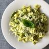【イタリア料理】Farfalle al pesto genovese:ファルファッレ アル ペスト ジェノベーゼ。作り方・レシピ。